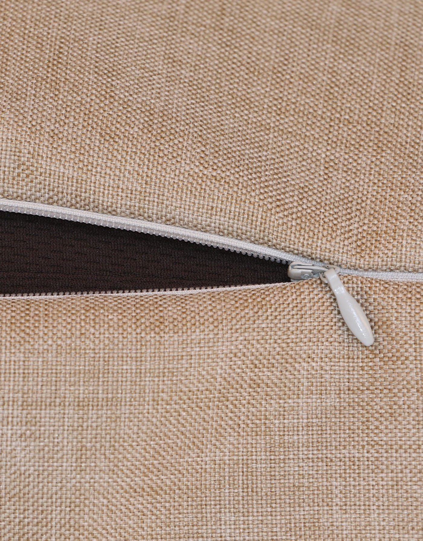 Replacement Outer Cover for Clébard cushion - Linen - Champagne