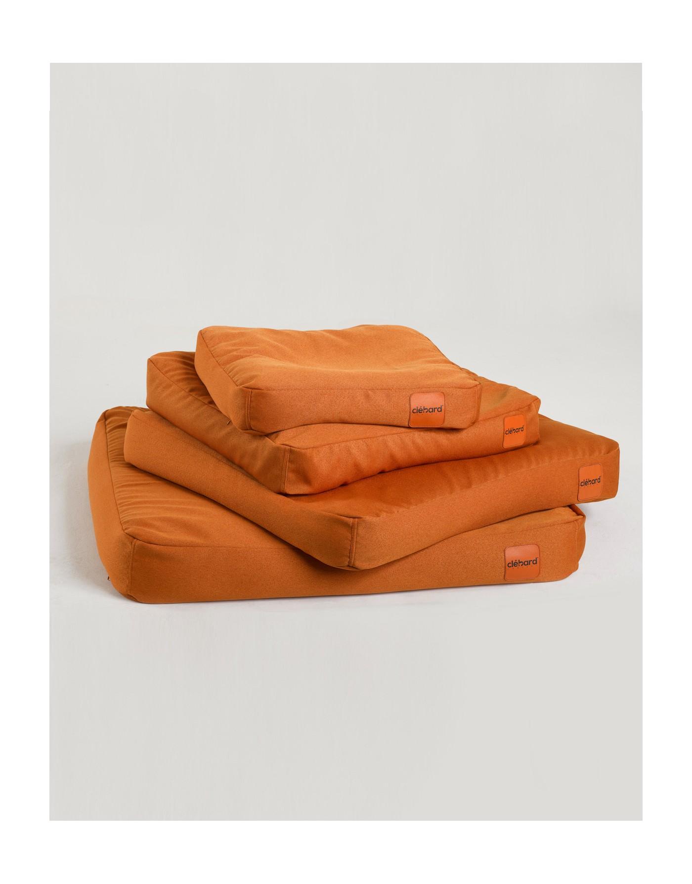 Coussin pour chien design - Orange
