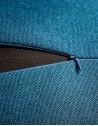 housse de remplacement Sofa  Bleu Paon pour coussin pour chien clébard concept