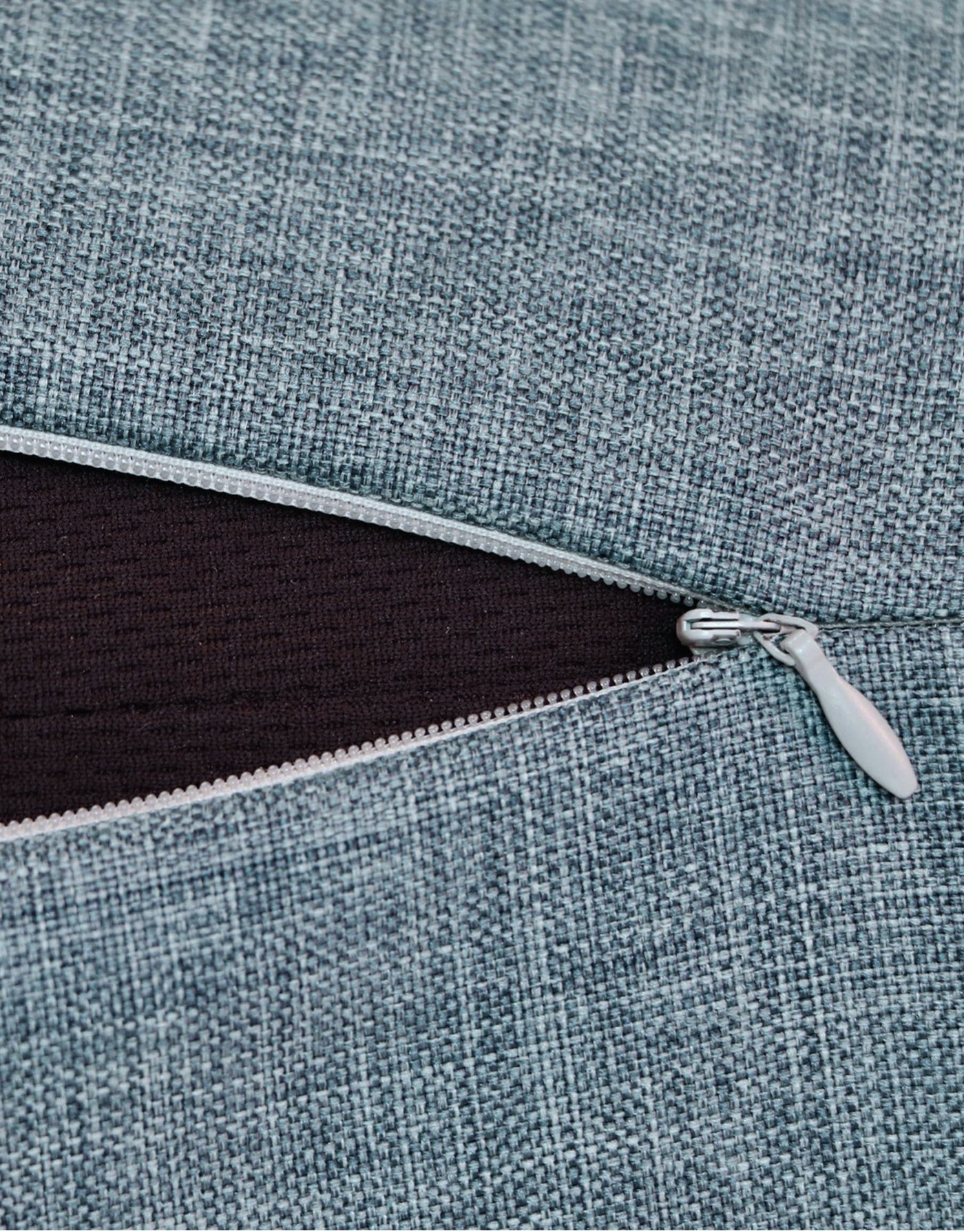 Replacement Outer Cover for Clébard cushion - Linen - Light Jeans