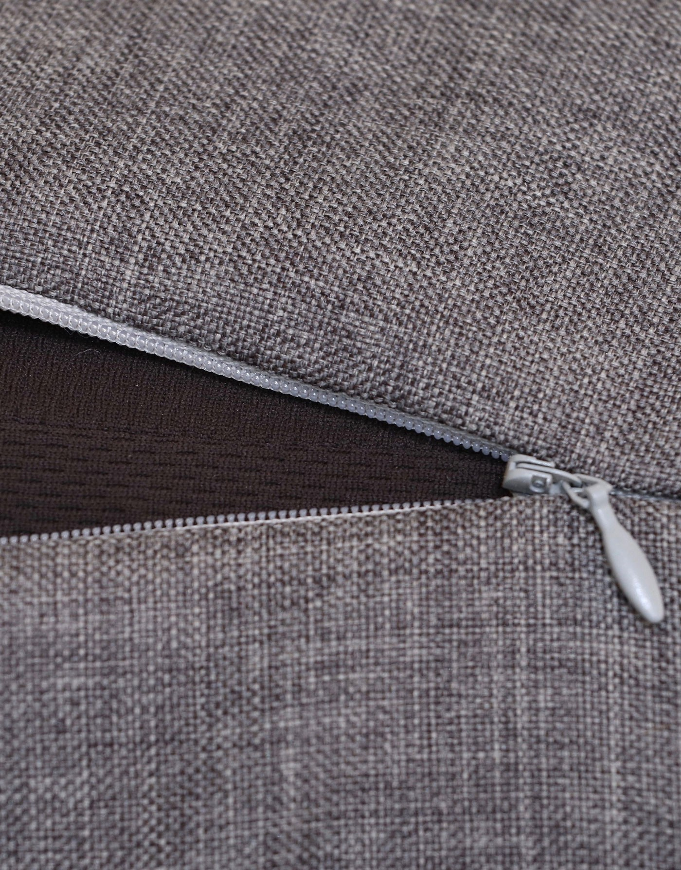 Replacement Outer Cover for Clébard cushion - Linen - Medium Grey